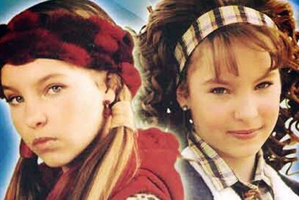 """Belinda era la estrella infantil en """"Cómplices al Rescate""""."""