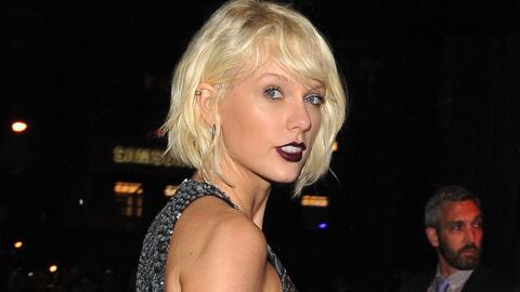 Taylor Swift le ganó una demanda a un locutor que en una sesi&oac...