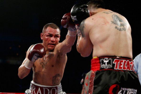 Luego de la épica pelea que sostuvieron en octubre del 2012 donde Ríos n...