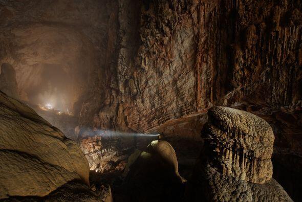 La cueva de Hang Son Doong en Quang Binh, Vietnam