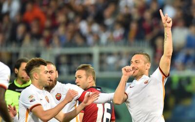 Génova vs. Roma