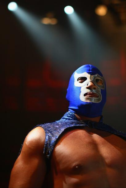 En 1952 ya era uno de los gladiadores más consolidados de la Arena Méxic...