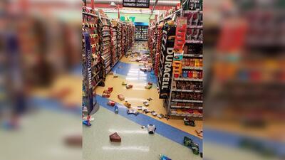 Así reportan los usuarios en redes el terremoto en Alaska