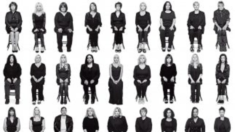 Mujeres relatan abusos de Cosby.