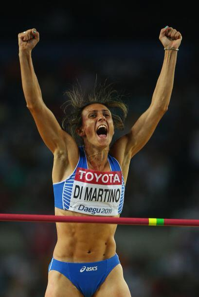 Antonietta Di Martino se puso como 'loca' al conocer el resultado en sal...