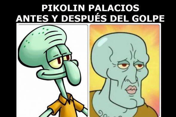 """El """"Pikolín"""" Palacios fue la víctima favorita de las redes sociales en l..."""