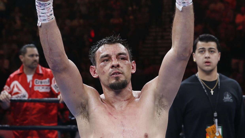 Guerrero derrotó a Martínez.