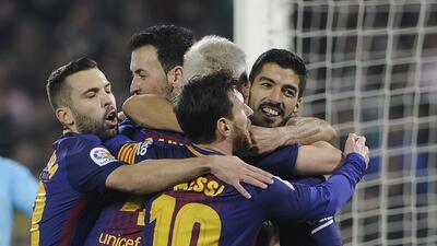 Real Betis vs. Barcelona