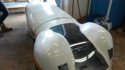 Estudiantes boricuas crean prototipo de auto ecoamigable