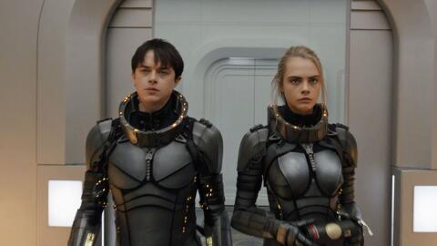'Valerian and the City of a Thousand Planets', una aventura extrema