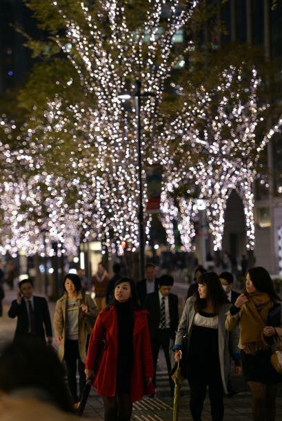 La gente podrá hacer sus compras  respirando un verdadero clima navideño.