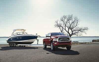 La Ram Limited Tungsten Edition 2018 es la pickup más lujosa que puedes...