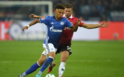 Schalke 04 vs. Hannover