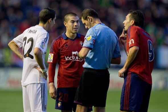 El Real Madrid consiguió con sufrimiento un empate a dos goles en...