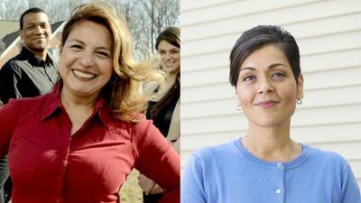 Elizabeth Guzman and Hala Ayala won seats in the Virginia House of Deleg...