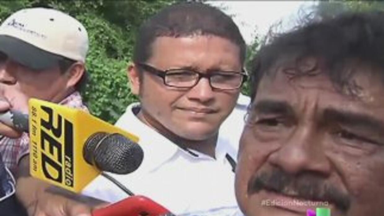 Familiares de los 43 desaparecidos en México están desesperados