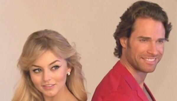 Sus protagonistas, Angelique Boyer y Sebastián Rulli tuvieron durante la...