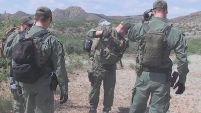 Nuevo proyecto para proveer de cámaras a oficiales de la Patrulla Fronteriza