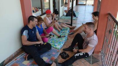 Primer grupo de migrantes cubanos saldrá de Costa Rica el 12 de enero