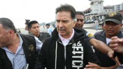 El expresidente guatemaltecoAlfonso Portillo.