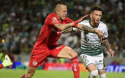 Toluca y Santos definirán al nuevo campeón del fútb...