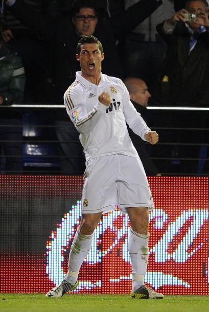 Finalmente se abría el marcador y Cristiano alcanzaba los 3 goles, sólo...