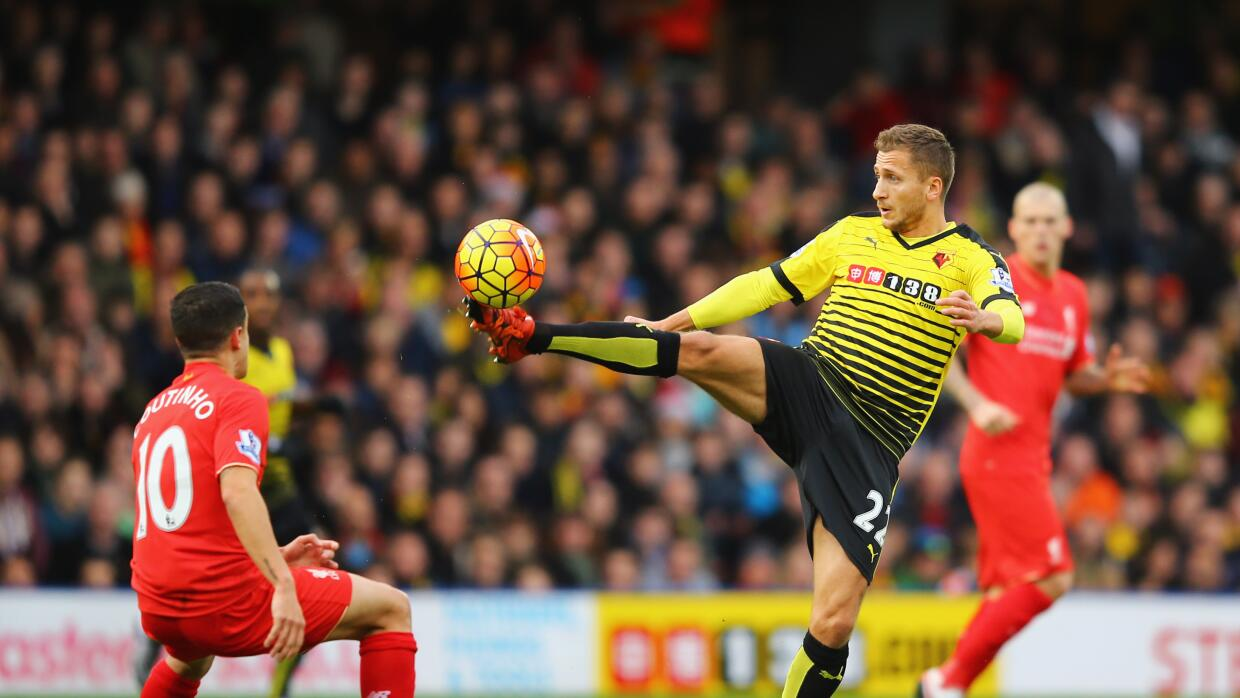 Watford vs. Liverpool