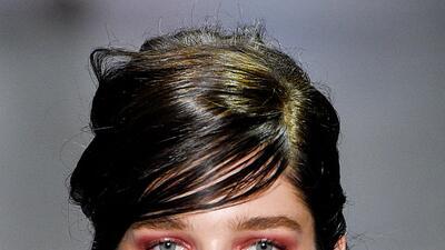 Los peinados más top de esta edición de New York Fashion Week