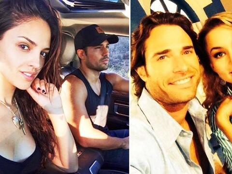 A estos actores de las telenovelas el amor les pegó muy duro en e...