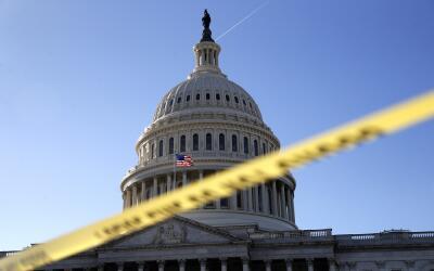 Imagen del Capitolio en Washington D.C.