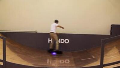 Hoverboard Trial