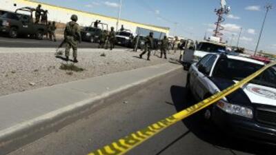 Ciudad Juárez es considerda la urbe más peligrosa de México.