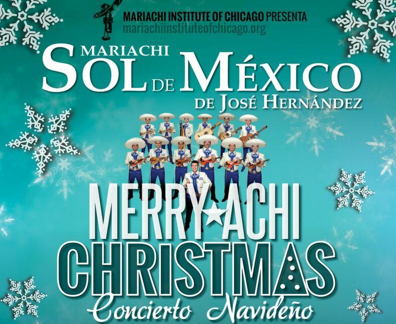 Este viernes 24 de noviembre de las 7 pm a las 10 om, el Mariachi Sol de...