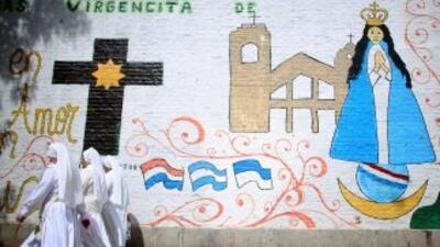 Virgen Argentina. (Imagen de archivo)