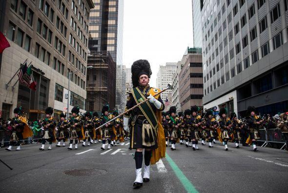 Sin embargo el desfile de este lunes fue uno de los más polémicos, debid...