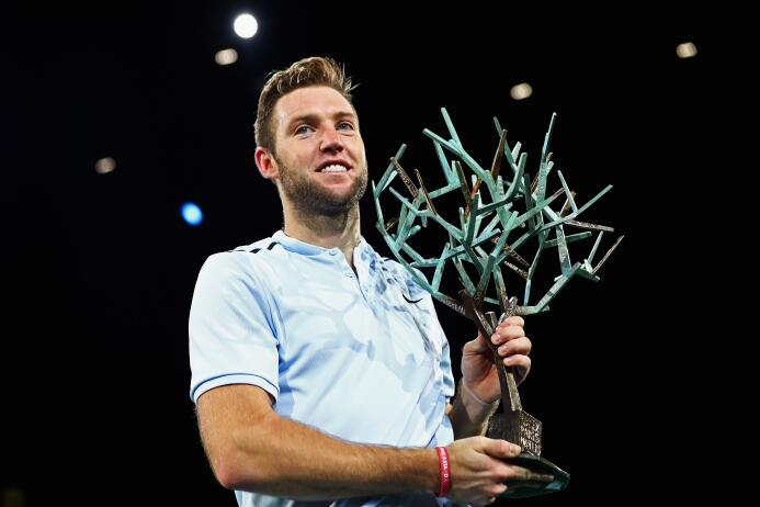 Grupo Boris Becker: Jack Sock (Estados Unidos)