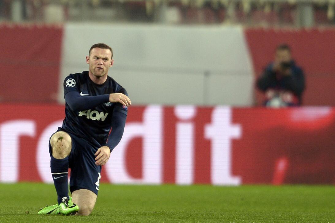 Manchester United se despide de cuatro años sin jugar unos octavos de fi...