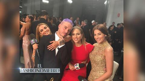 ¡Fashionometro con invitado especial, JBALVIN! Los mejor y peor vestidos...