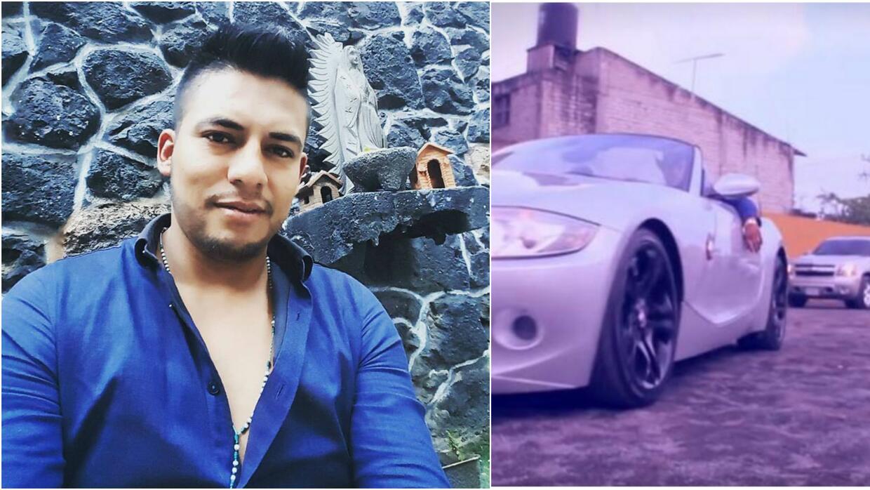 Javier Reyes 'El Principe del Corrido' y el video que grabó y que sirvió...