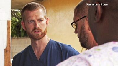 Primer paciente estadounidense con ébola llega a EEUU