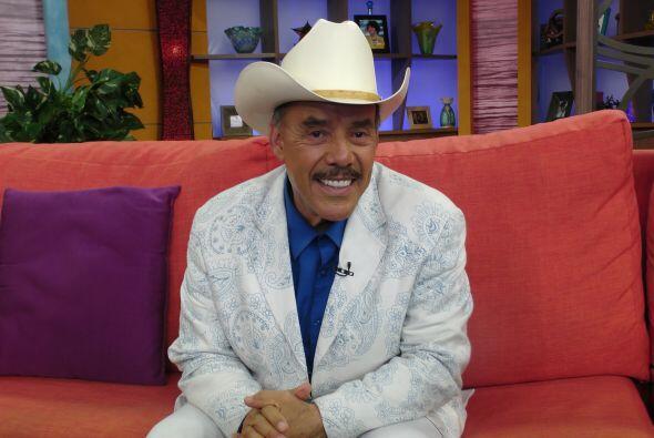 Don Pedro Rivera estuvo de visita en Despierta América y hasta nos contó...