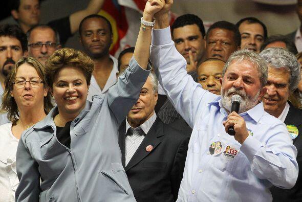 Los brasileños elegirán el próximo 3 de octubre al...
