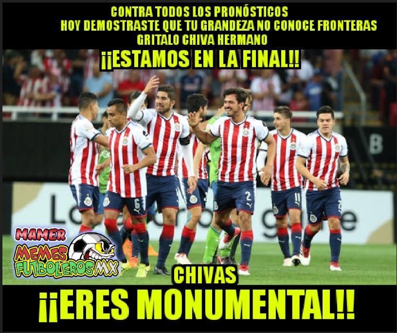 Chivas es finalista y los memes lo saben: las mejores burlas de la semif...