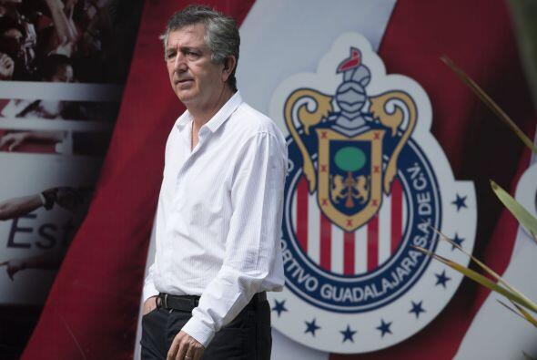 El polémico dueño de las Chivas del Guadalajara sigue dando de qué habla...