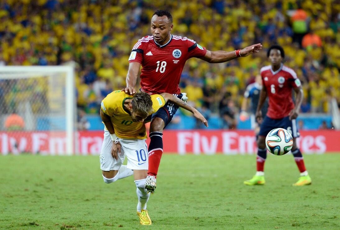 James Rodríguez y otros futbolistas que han sido amenazados de muerte Zu...