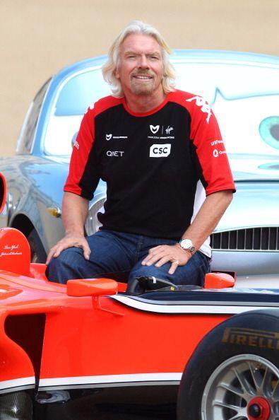 5. Richard Branson: El magnate inglés también forma parte de la lista de...