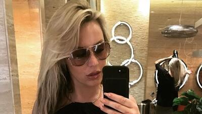 Kate Wright, el nuevo amor de Río Ferdinand