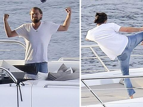 Muy relajado hemos visto a Leo estos días de verano.Mira aqu&iacu...