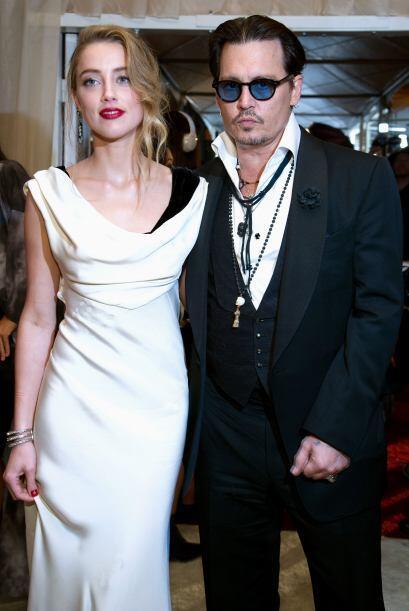 Amber Heard cautivó a Johnny con su belleza y talento.
