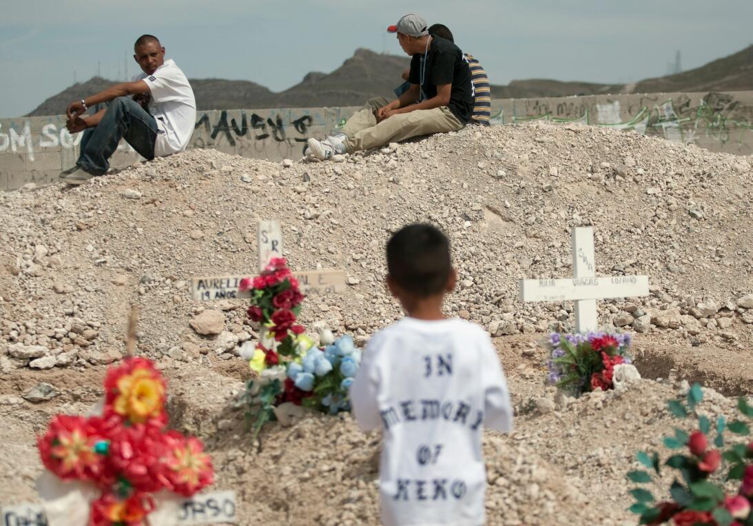 """""""In memoriam of Keko"""". Familiares y amigos de Sergio Hernández..."""